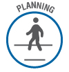 Planning Division - Urban Planning - Master Planning - Bicycle and Pedestrian Planning - Trail Planning - Campus Master Planning