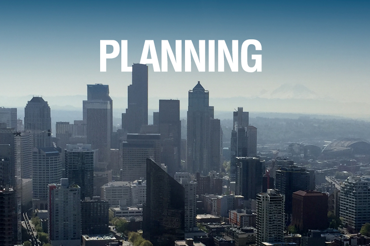 Planning Division - urban planning, master planning, bicycle and pedestrian master planning