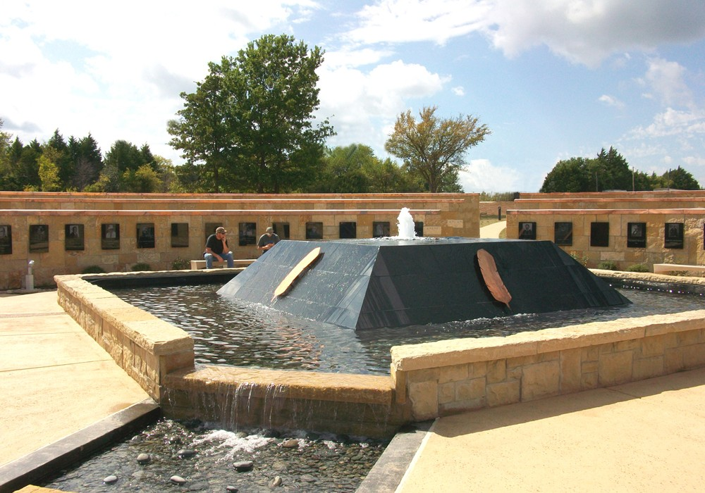 Chickasaw Honor Garden