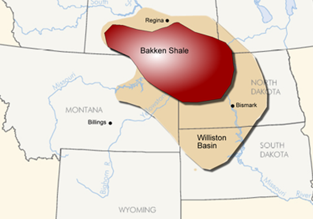 Energy Land Surveying - Bakken Shale Play