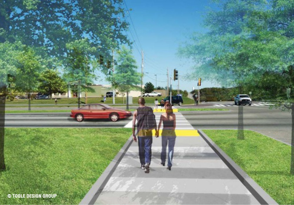 Tulsa Regional Bike and Pedestrian Master Plan - GO Plan