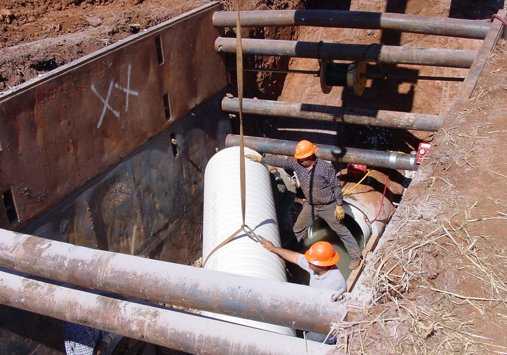 Sanitary Sewer Outfall Rehab