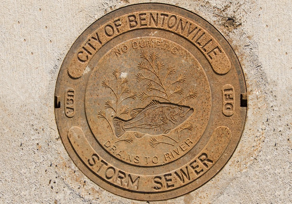 Bentonville Stormwater Mapping